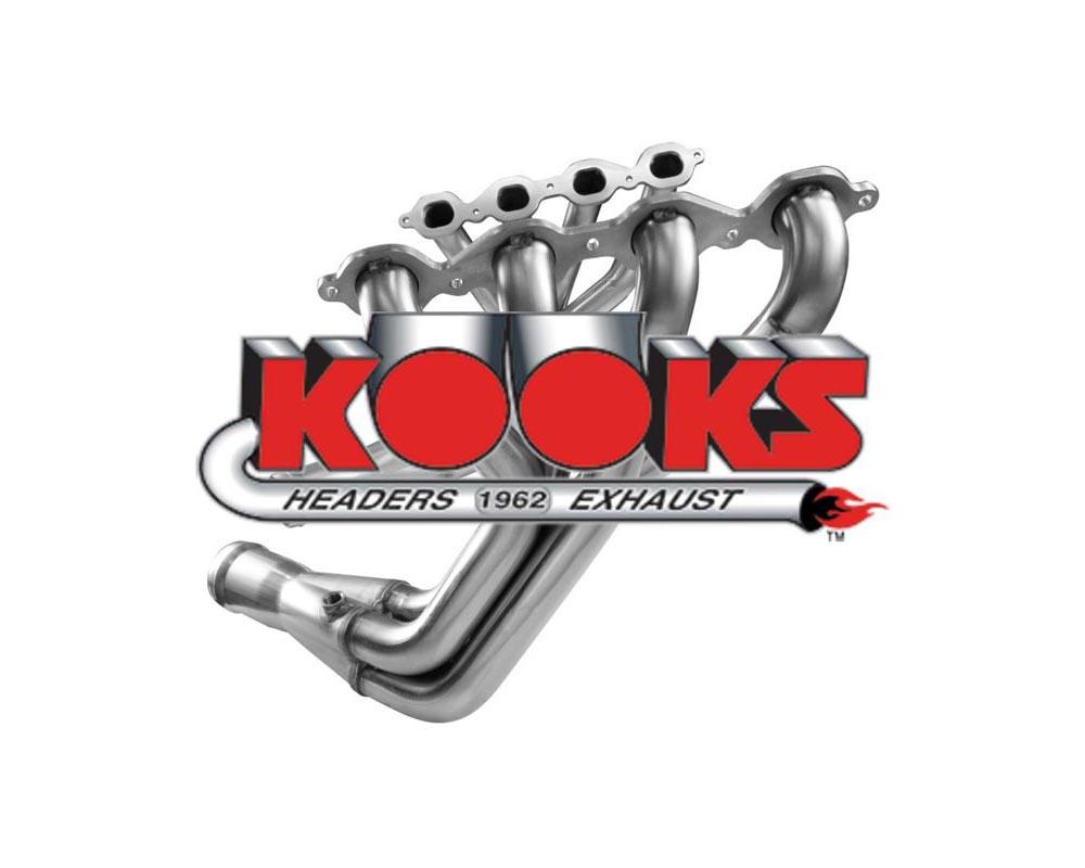 Kooks RANDOM-188SS-BENDS 1-7/8 Inch 18ga Stainless Mandrel Bent Pipes