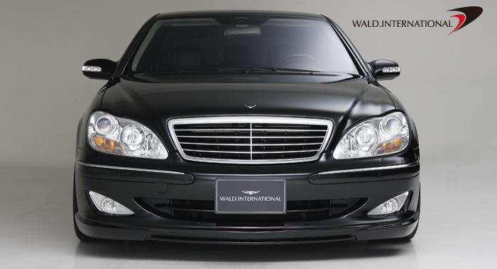 Wald International W220V3.SET Version 3 Aerodynamic Body Kit Mercedes S350 / S430 00-06