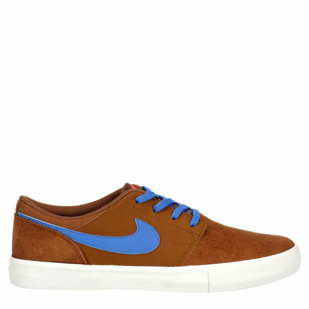 Nike Mens SB Portmore Solarsoft Shoes Sneakers