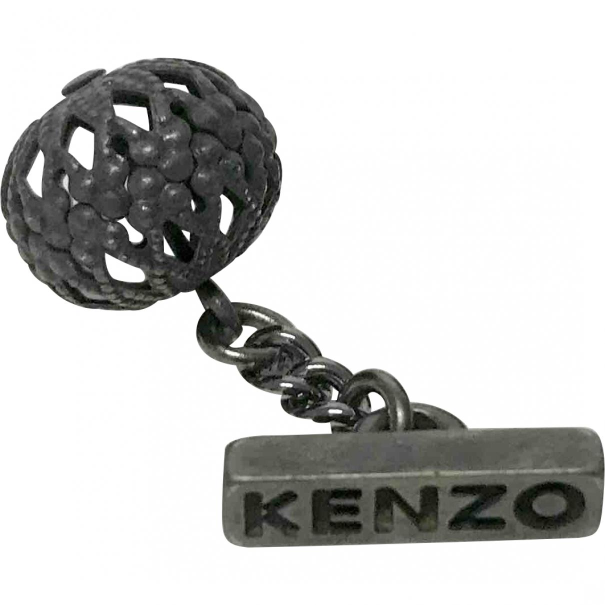 Kenzo \N Metallic Metal Cufflinks for Men \N