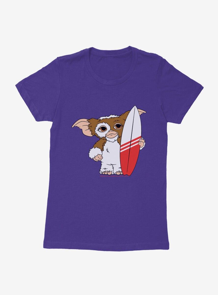 Gremlins Surfer Gizmo Womens T-Shirt