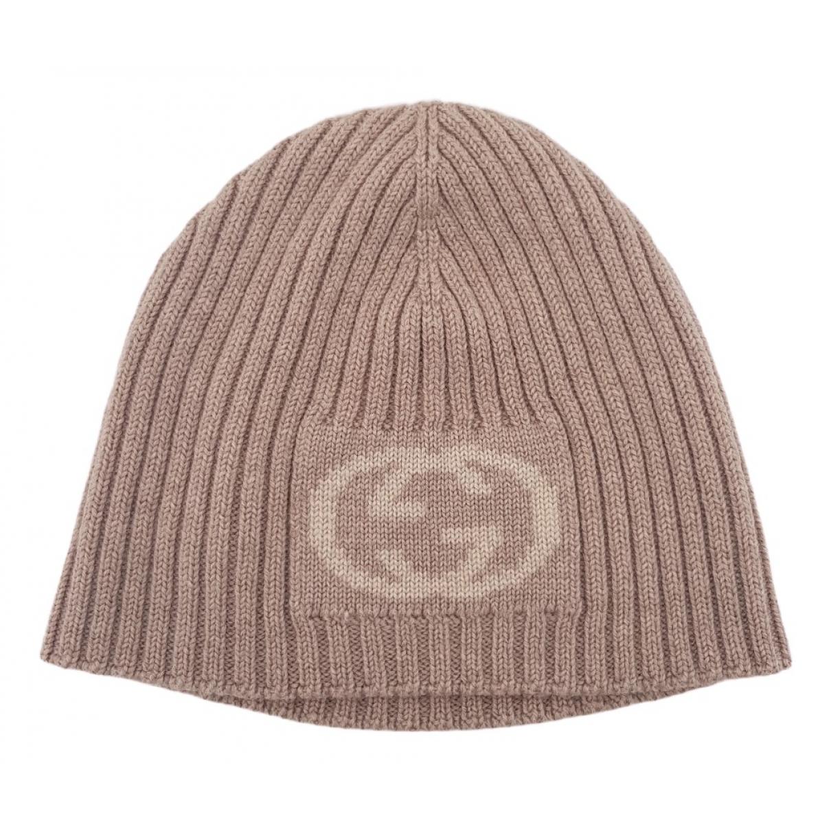 Gucci \N Grey Wool hat & pull on hat for Men M International