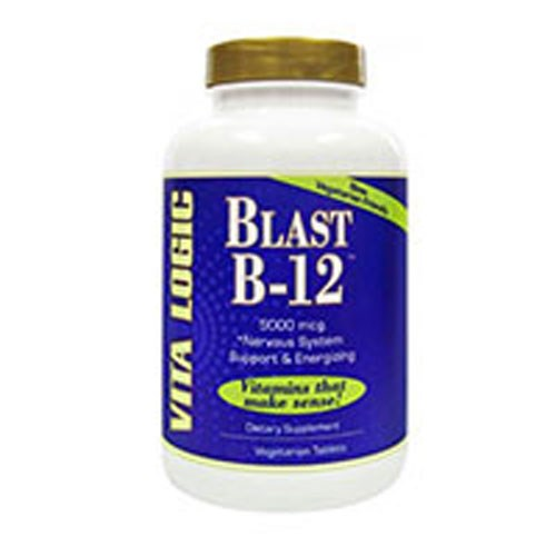 Blast B-12 90 Vegetarian Tabs by Vita Logic