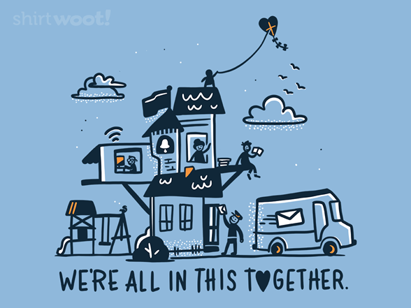 In This Together T Shirt