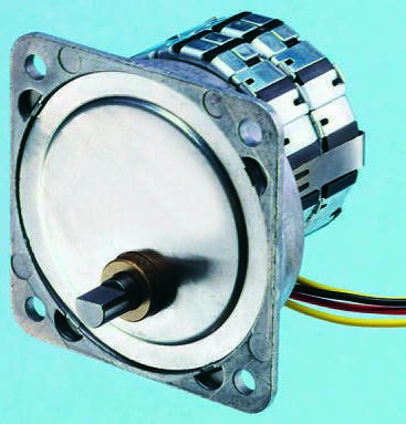 Johnson Electric Synchronous AC Geared Motor, Reversible, 230 V ac, 4 rpm, 3.3 W