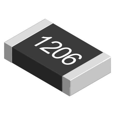 Yageo , 1206 (3216M) Thick Film SMD Resistor ± 1% 0.5 W, 0.25 W - RC1206FR-0720KL (5000)