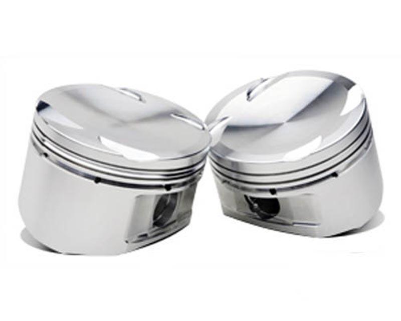 JE Pistons JE188982 Shelf w/pins, rings and locks Honda B18C5, 81.5mm Bore, 9.0:1
