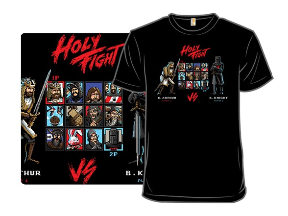 Holy Fight T Shirt