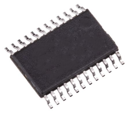 ON Semiconductor MC74LVX4245DTG, 1-Channel, Voltage Level Shifter, Translating Transceiver, TTL, 24-Pin TSSOP (62)