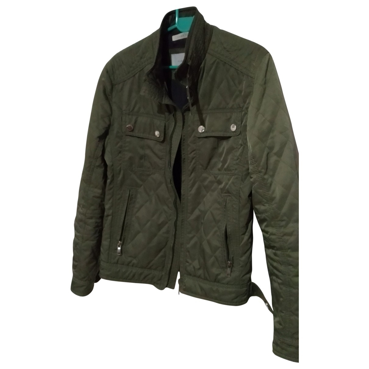 Zara \N Green jacket  for Men M International