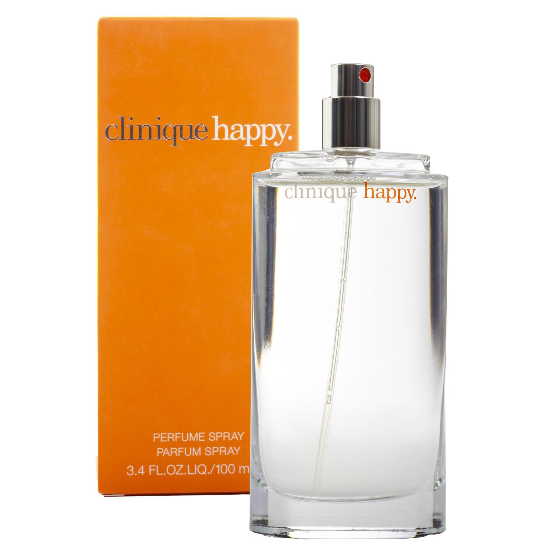 Clinique Happy Eau de Parfum Spray 3.4 oz for Women - 3.4 oz