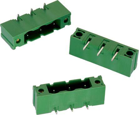 Wurth Elektronik , WR-TBL, 3174, 8 Way, 1 Row, Horizontal PCB Header (100)