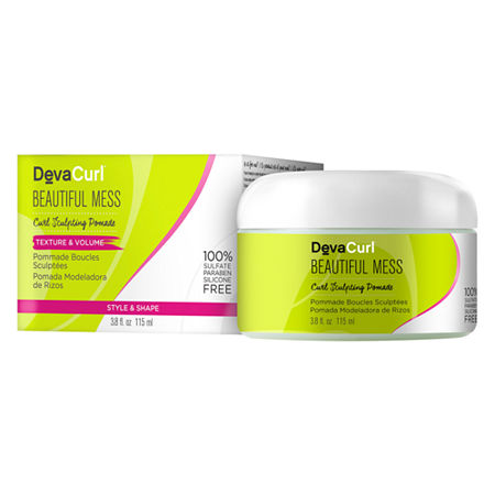 DevaCurl Beautiful Mess Pomade, One Size , Multiple Colors
