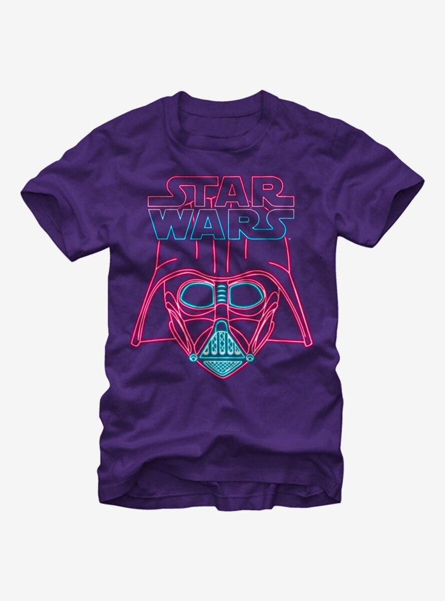 Star Wars Darth Vader Sign T-Shirt