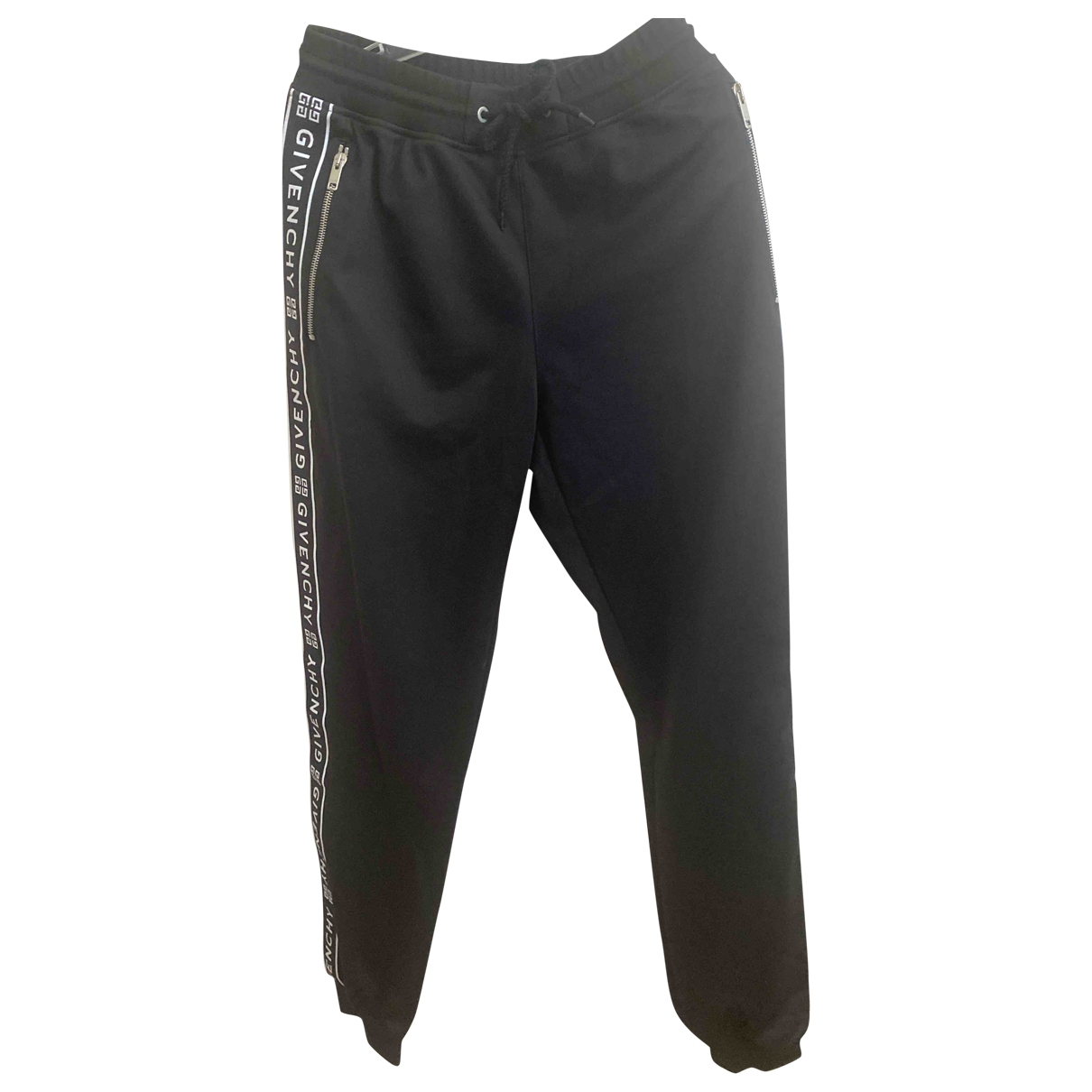 Givenchy \N Black Trousers for Men XS International