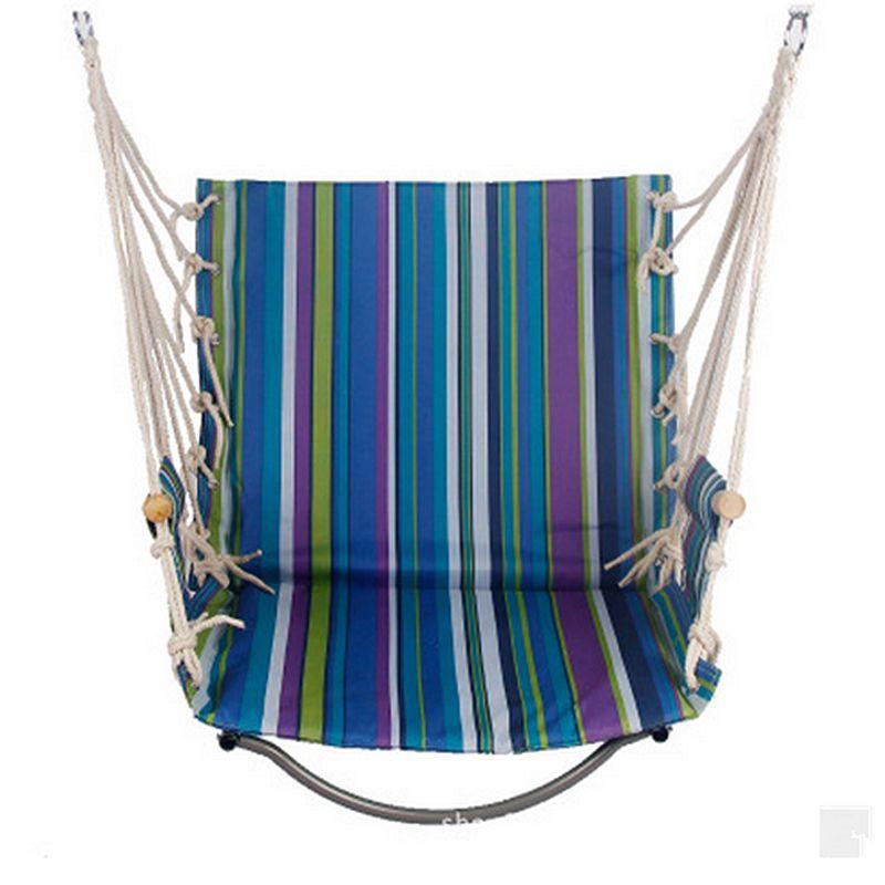 Cozy Simple Design Hanging Hammock Chair Swing
