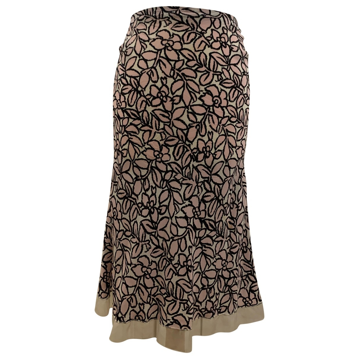 Louis Vuitton \N Multicolour Silk skirt for Women 36 FR