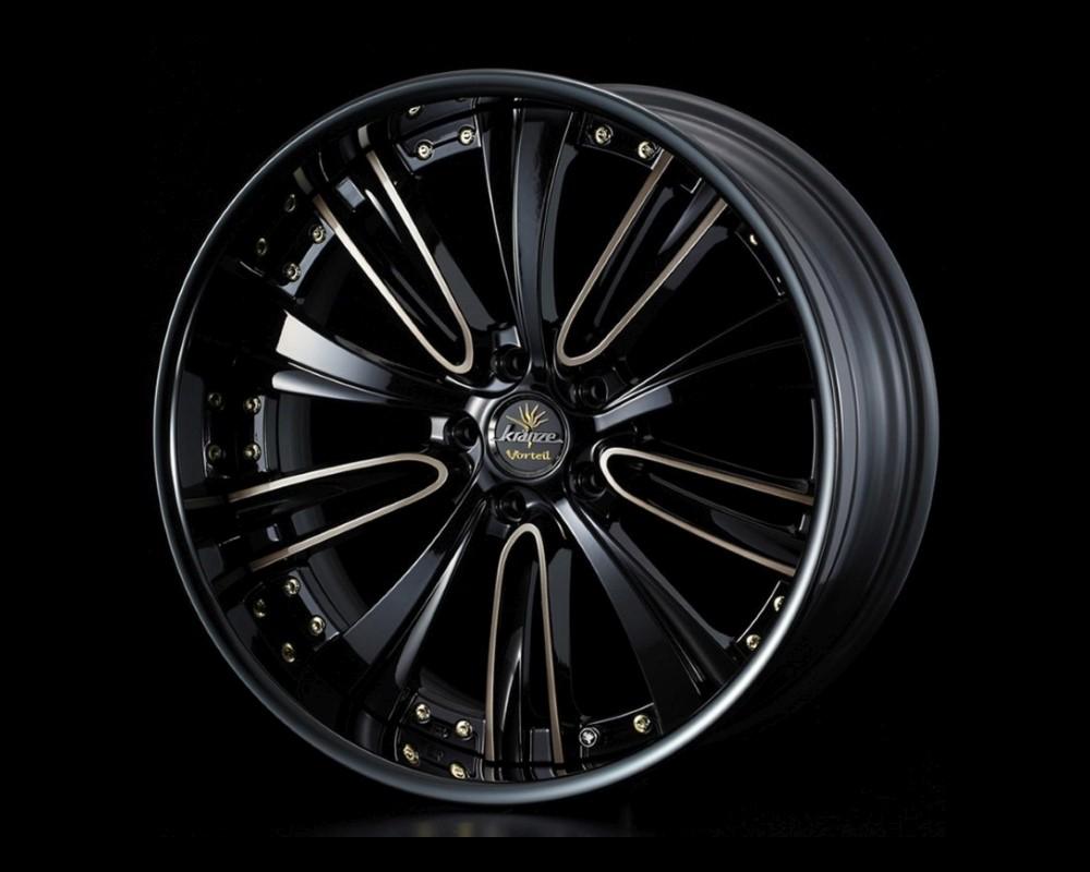 Weds Kranze Vorteil HDISK Wheel 21x9.5 5x114.3 28mm Reverse Rim