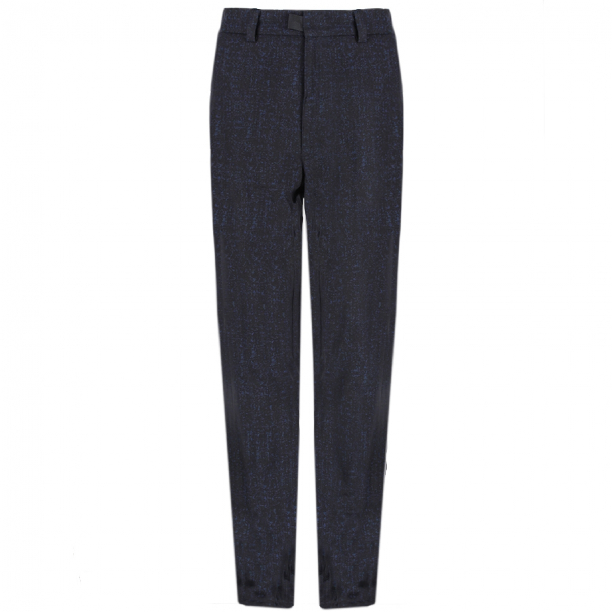 Raf Simons \N Navy Cotton Trousers for Men 44 IT