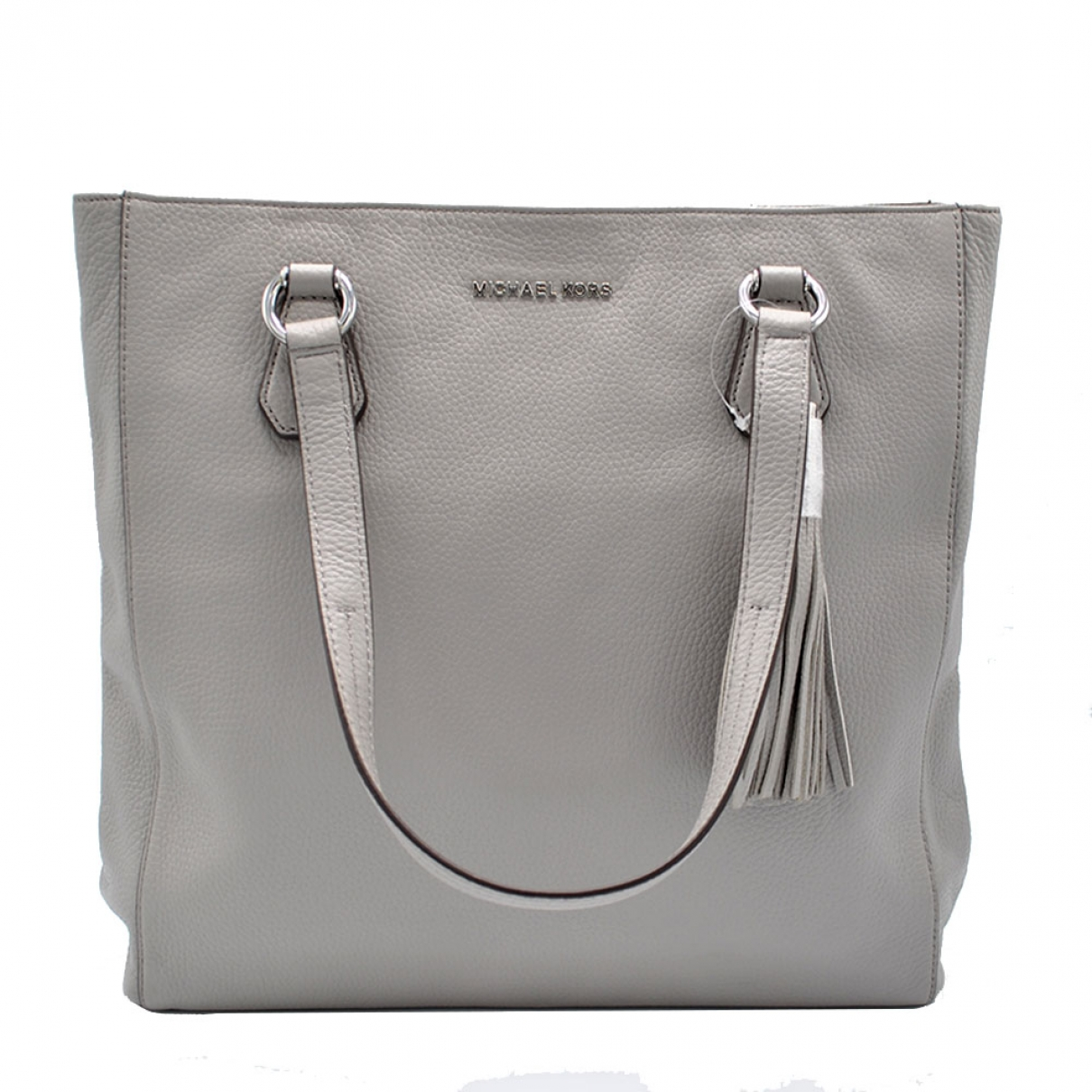 Michael Kors \N Grey Leather handbag for Women \N