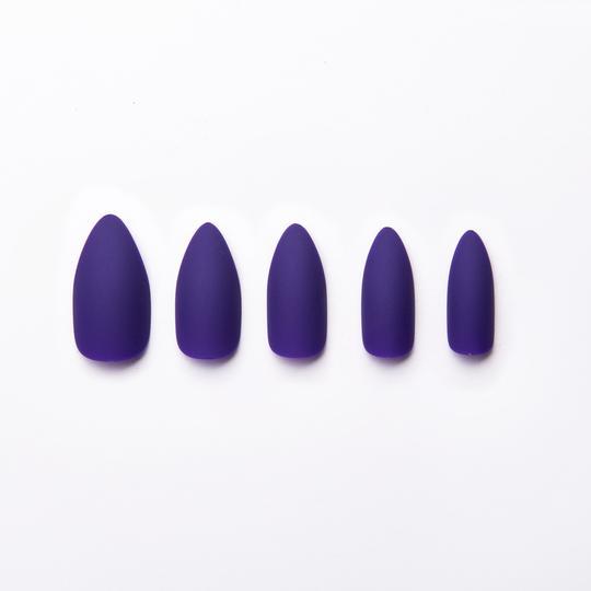 Cardinal Sin - Couture Nails