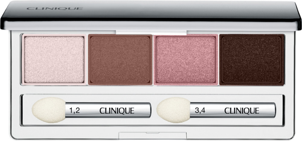 All About Shadow Quad - Pink Chocolate