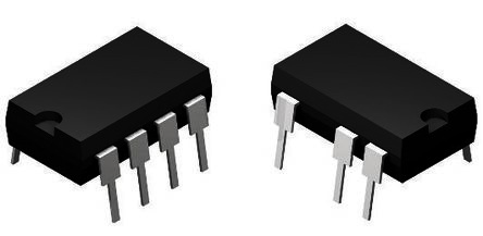 ON Semiconductor NCP1217AP65G, PWM Current Mode Controller, 500 mA, 71.5 kHz, 16 V, 7-Pin PDIP (5)