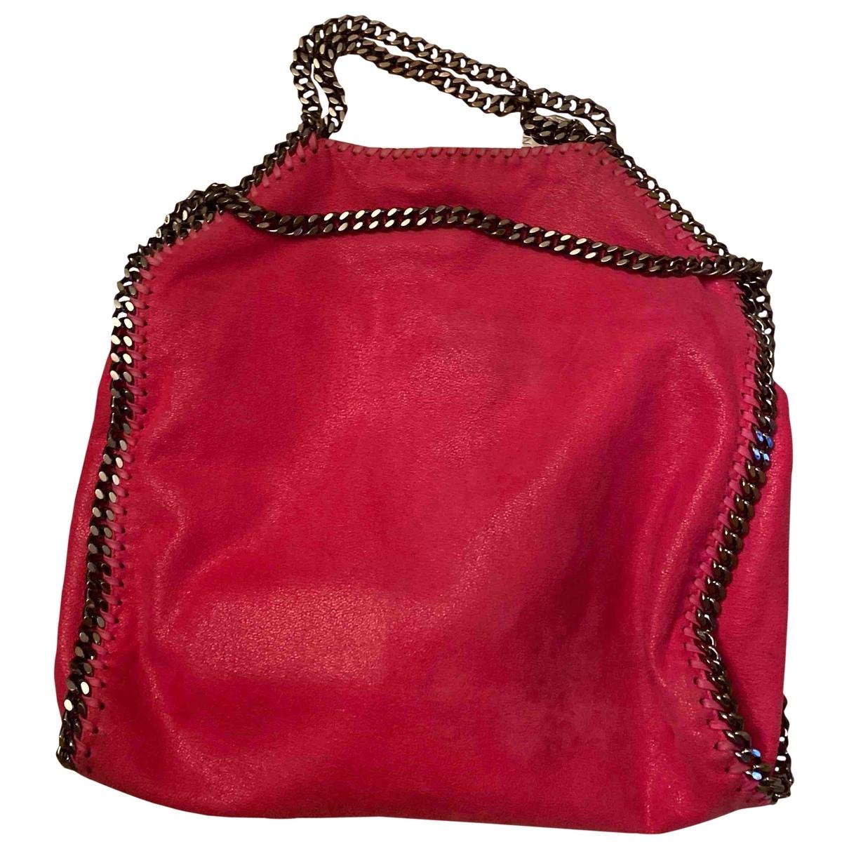 Stella Mccartney Falabella Red Cloth handbag for Women \N