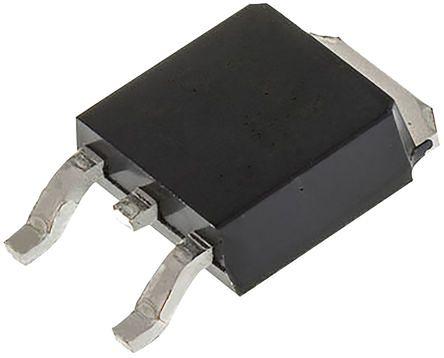ON Semiconductor ON Semi MJD42CT4G PNP Transistor, 6 A, 100 V, 3-Pin DPAK (10)