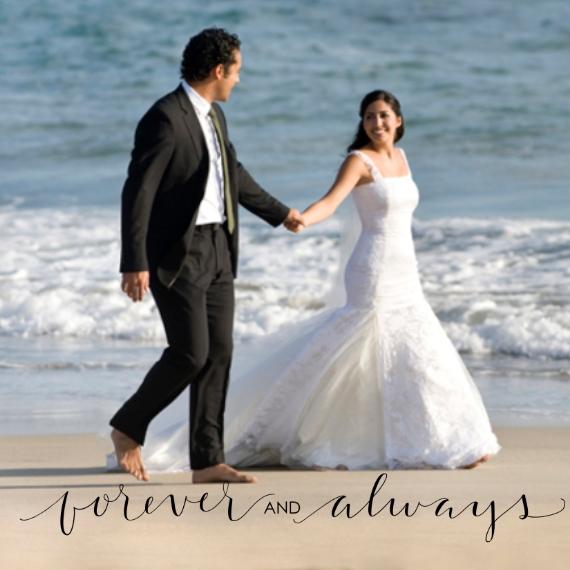Wedding 8x8 Designer Print - Matte, Prints -Forever and Always