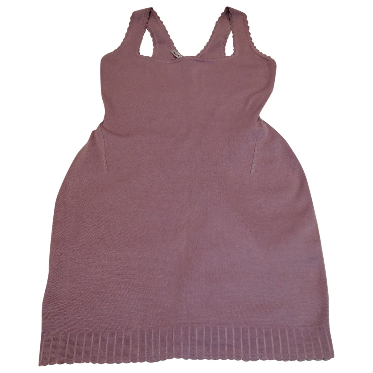 Alaïa \N Cotton - elasthane dress for Women XL International