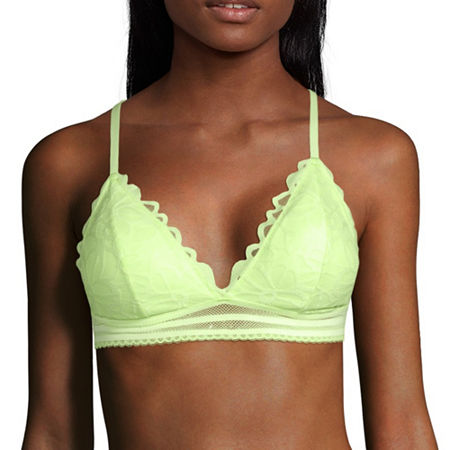 Flirtitude Bralette, X-large , Yellow