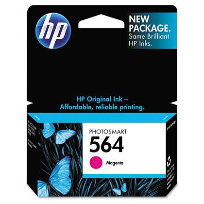 HP 564 CB319WN cartouche d'encre originale magenta