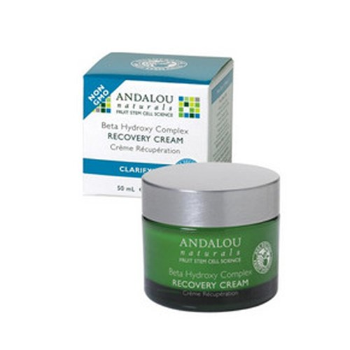 Argan Stem Cell Recovery Cream 1.7 Oz by Andalou Naturals