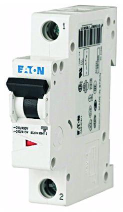 Eaton xEffect 20 A MCB Mini Circuit Breaker, 1P Curve D