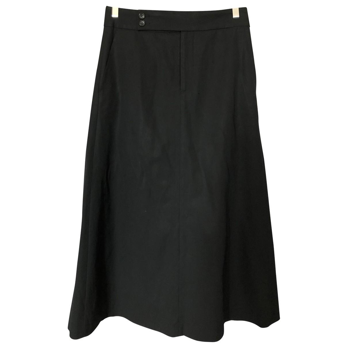 Comme Des Garcons \N Black Wool skirt for Women 36 FR