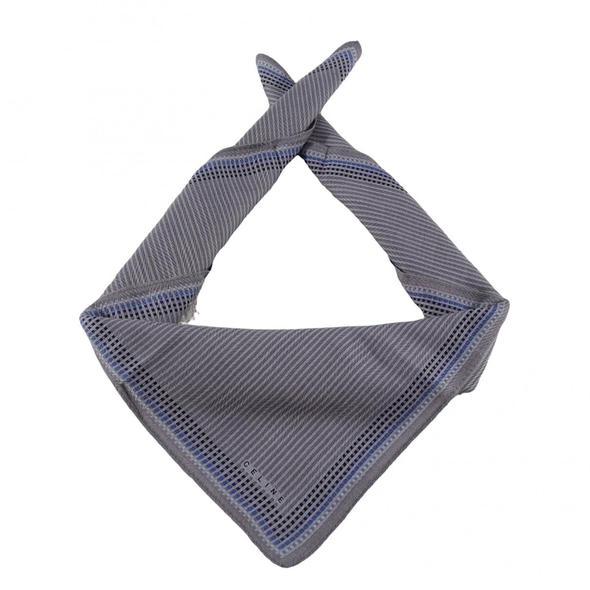 Celine \N Silk handkerchief for Women \N
