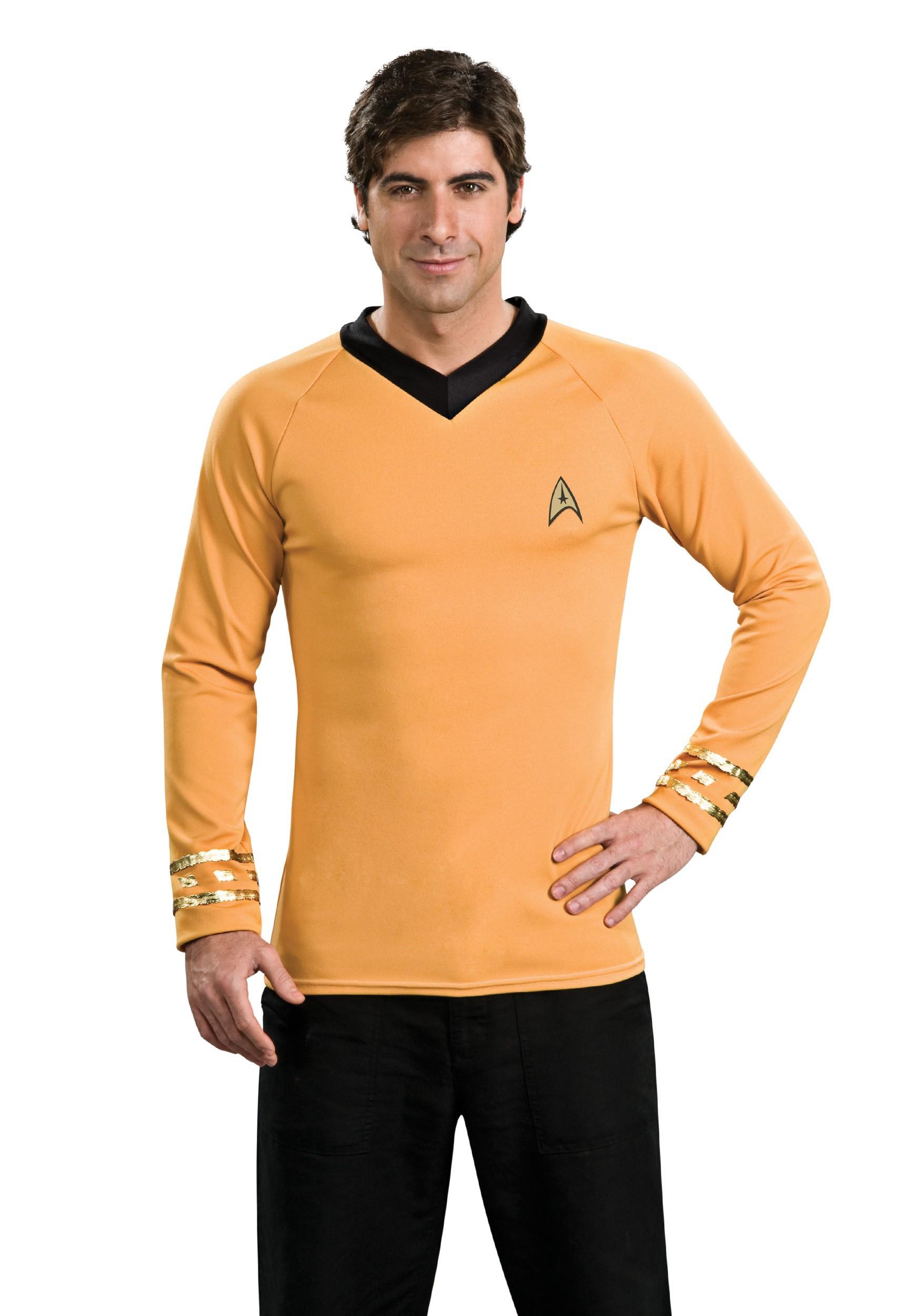 Star Trek Classic Deluxe Captain Kirk Shirt