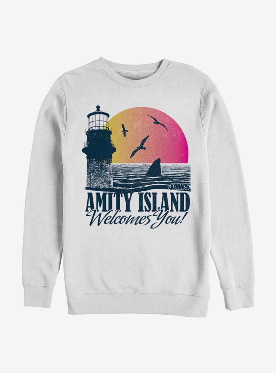 Jaws Sunset Sharkfin Sweatshirt