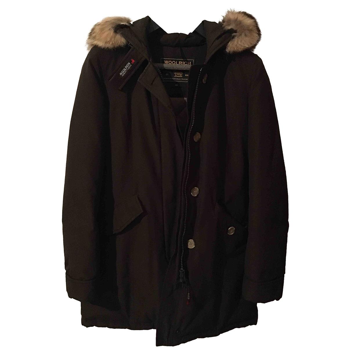 Woolrich \N Brown coat for Women XS International