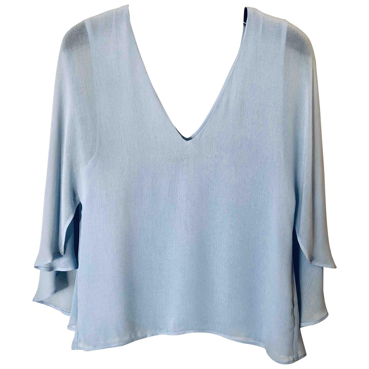 Zara \N Blue  top for Women S International
