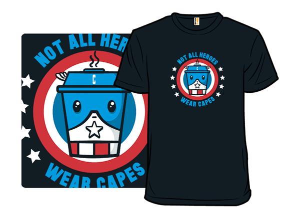 Captain Americano T Shirt