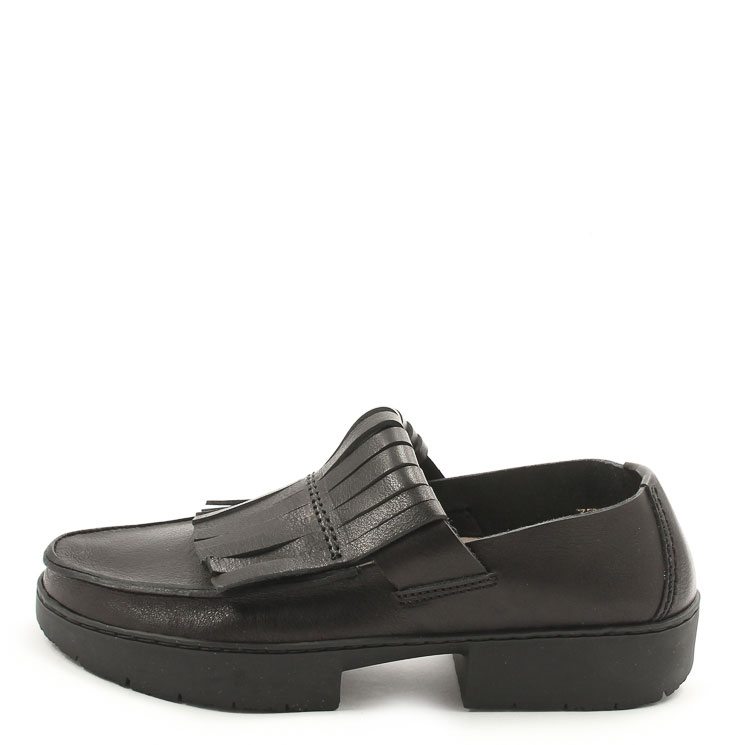 Trippen, Tiger f Sport Women's Slip-on Shoes, black Größe 39