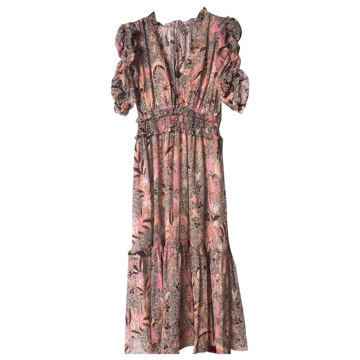 Ulla Johnson \N Pink Silk dress for Women 2 0-5