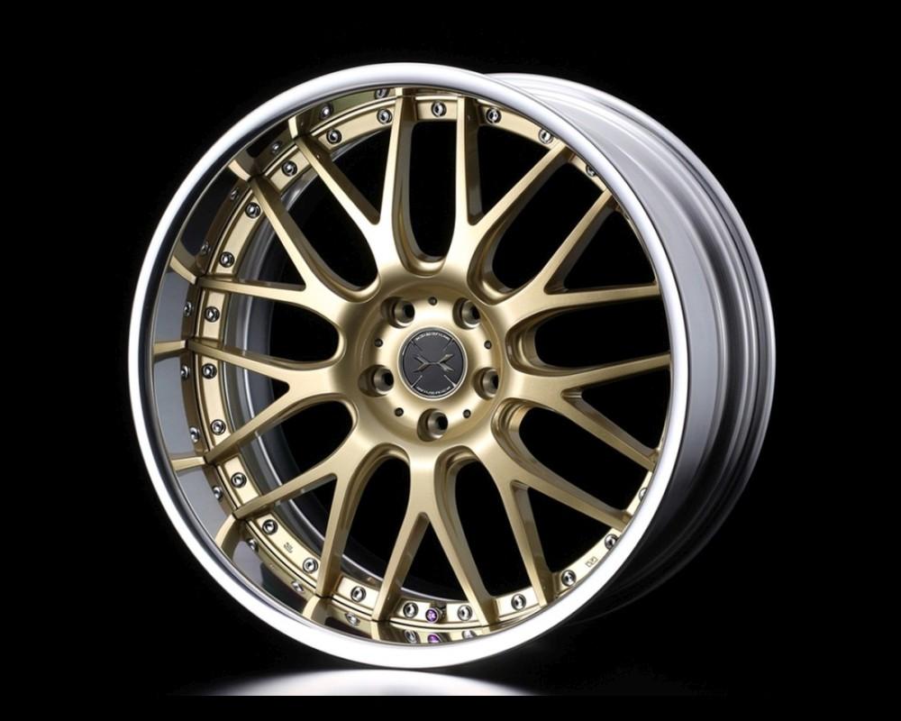 Weds 709M H-Disk Wheel Maverick 19x9 5x112 4-25mm Normal Rim