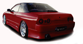 Origin D40-RB Stylish Rear Bumper Nissan Skyline R32 89-93