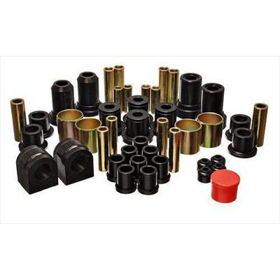 Energy Suspension Hyper-Flex System (Black) - 4.18125G
