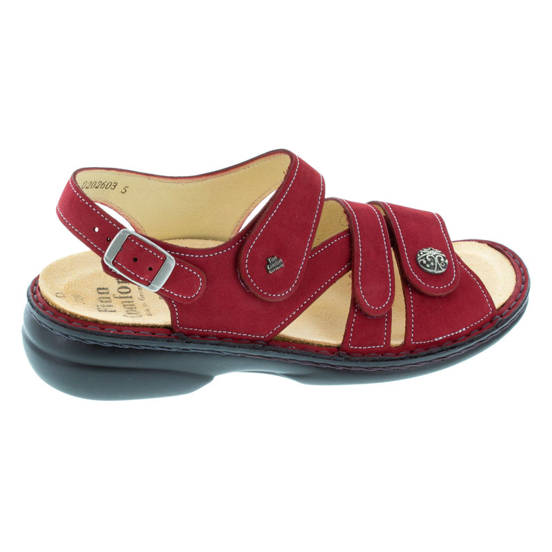 Finn Comfort Gomera Opera Leather Soft Footbed 39