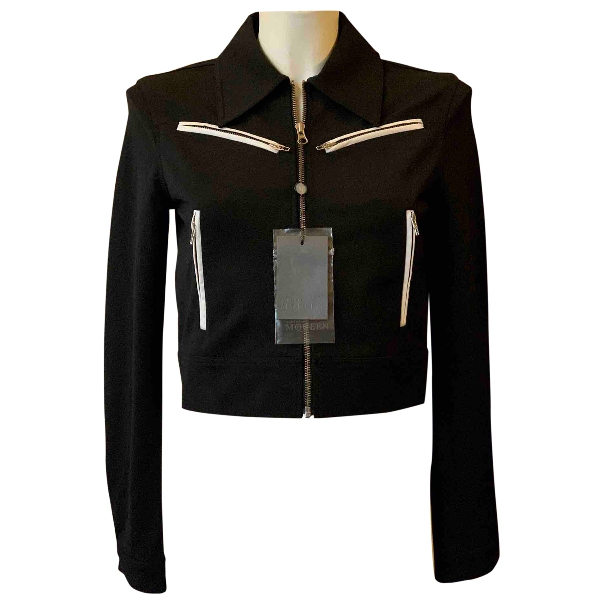 Mcq \N Black jacket for Women S International