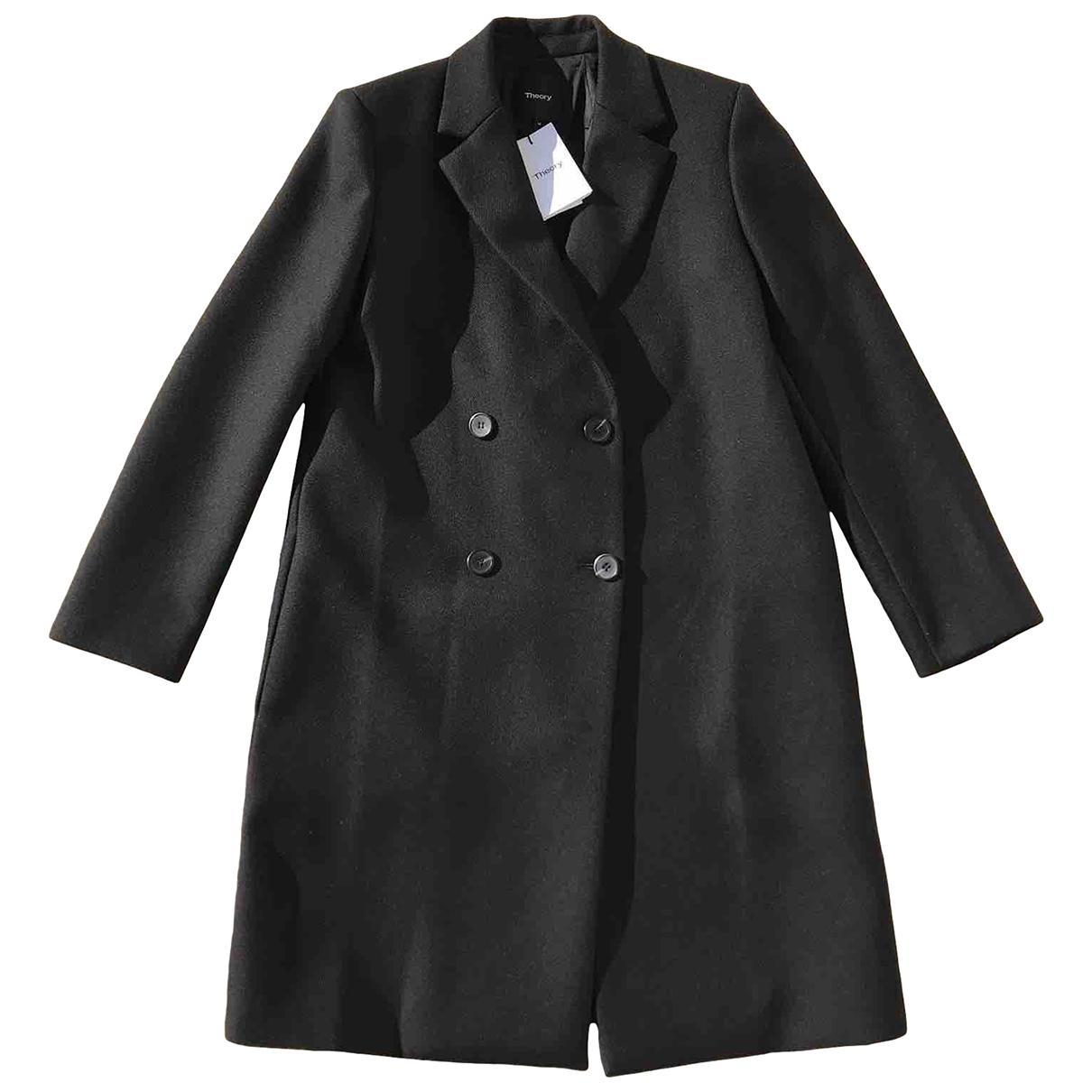 Theory \N Black coat for Women M International